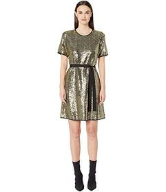 Paul Smith Sequin Shirtdress