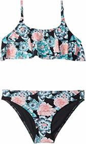 Roxy Kids Surf My Mind Flutter Swim Set (Big Kids)