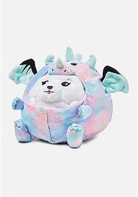 Justice Undercover Dragon Husky Squishable