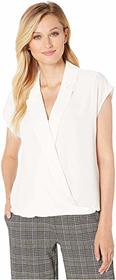 Vince Camuto Extend Shoulder Notch Collar Wrap Fro