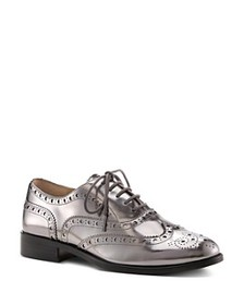 Botkier - Women's Callista Metallic Wingtip Oxford