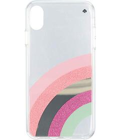 Kate Spade New York Glitter Rainbow Phone Case For