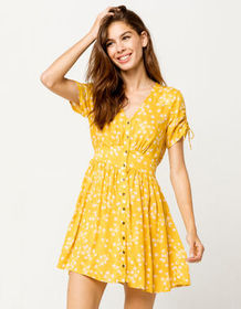 BILLABONG Twirl Twist Dress_