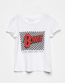 THE VINYL ICONS Bowie Girls Tee_