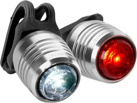 Kryptonite Boulevard F-14 Front / R-3 Rear USB LED