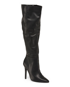 CHARLES BY CHARLES DAVID Pointed Toe Wide Calf Boo