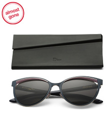 DIOR Made In Japan 54mm Designer Sunglasses