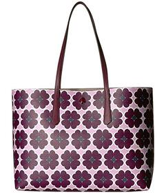 Kate Spade New York Molly Graphic Clover Large Tot