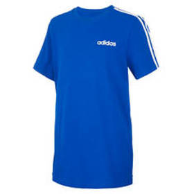 adidas Boys' Three Stripe Core Graphic Tee