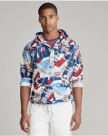 Ralph Lauren The Photo Print Popover