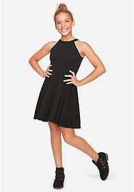 Justice Halter Neck A-Line Dress