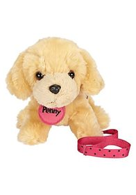 Justice Pet Shop Penny the Golden Retriever