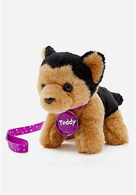 Justice Pet Shop Teddy the German Shepherd