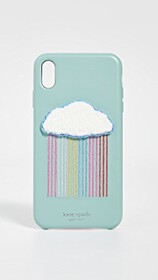 Kate Spade New York Rainbow Cloud Patch iPhone Cas