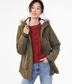 Aeropostale Hooded Parka