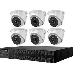 Hikvision EKI-Q82T46 8-Channel 4MP NVR with 2TB HD