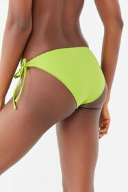 Out From Under Miley Solid Side-Tie Bikini Bottom