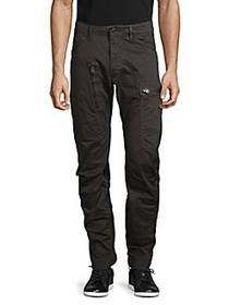 G-Star RAW Cotton-Blend Cargo Pants RAVEN