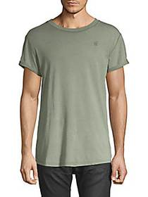 G-Star RAW Short-Sleeve Cotton Tee SHAMROCK