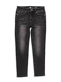 7 For All Mankind Little Girl's & Girl's The Ankle
