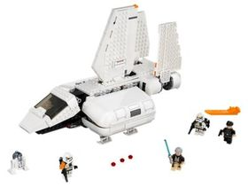 Lego Imperial Landing Craft