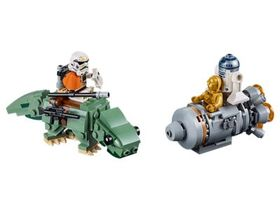 Lego Escape Pod vs. Dewback™ Microfighters