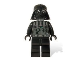 Lego LEGO® Star Wars™ Darth Vader Minifigure Clock