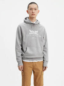 Levi's 90's Logo Pullover Hoodie