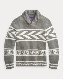 Ralph Lauren Hand-Knit Cashmere Sweater