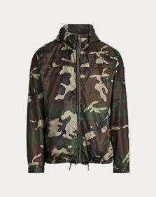 Ralph Lauren Camo Packable Jacket
