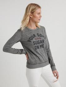 Lucky Brand Pour Some Sugar On Me Sweatshirt