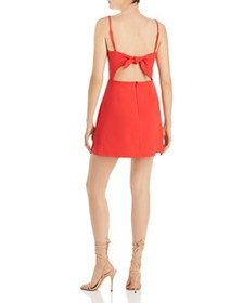 FRENCH CONNECTION - Whisper Sweetheart Tie-Back Mi