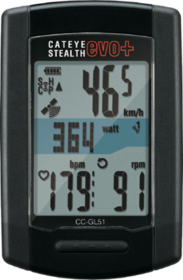 CatEye Stealth evo+ Bike Computer