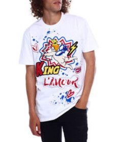 SWITCH king lamour chenille tee