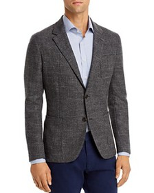 Dylan Gray - Cotton-Blend Tweed Classic Fit Sportc