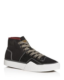 G-STAR RAW - Men's Rackam Roofer Mid-Top Sneakers