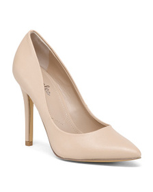 CHARLES BY CHARLES DAVID Pointy Toe High Heel Pump