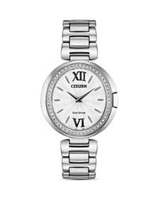 Citizen - Capella Diamond Watch, 34mm