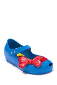 Mini Melissa Classic Baby II Mary Jane Flat (Toddl
