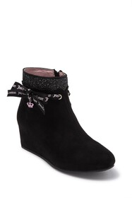 Juicy Couture Wedge Bootie (Toddler