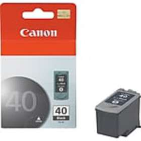 Canon PG-40 Black Ink Cartridge, Standard (0615B00