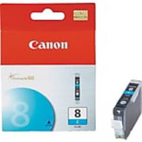 CanonCLI 8 Cyan Ink Cartridge, Standard (0621B002)