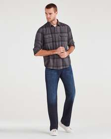 7 For All Mankind Austyn Relaxed Straight in Los A