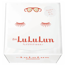 Lululun Face Mask 32 Sheets - White (Worth $32)
