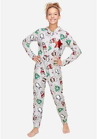 Justice Holiday Undercover Critter One Piece