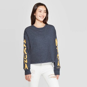 Women's Hakuna Matata Long Sleeve Graphic Sweatshi