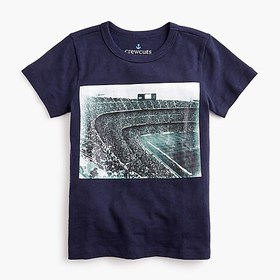J. Crew Kids' stadium T-shirt