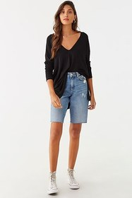 Forever21 Vented High-Low Top