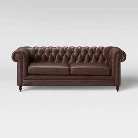 Medfield Chesterfield Sofa with Nailheads - Thresh