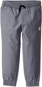 Hurley Kids Saltwater Wash Tapered Jogger (Little